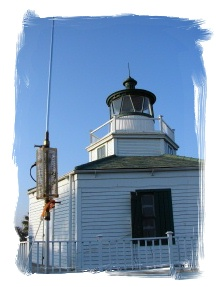 Half Moon Reef Lighthouse
